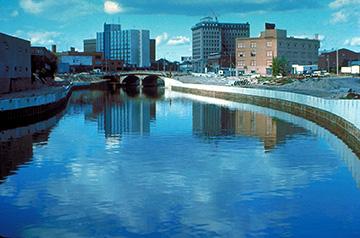 Flint River; Flint Michigan